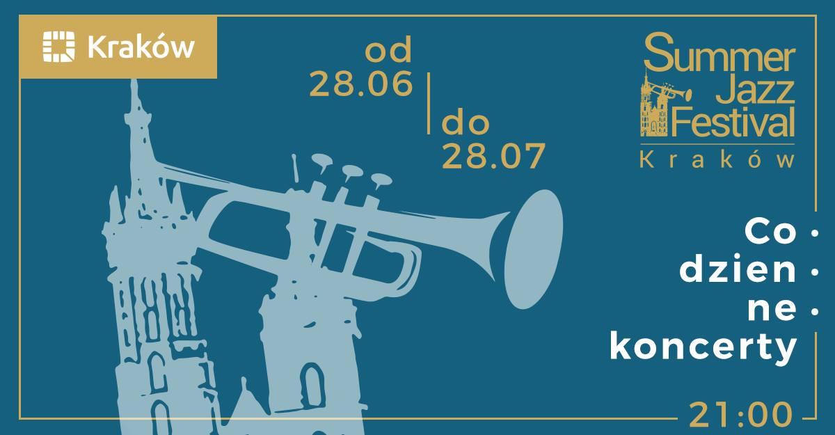 Summer Jazz Festival Kraków 2019