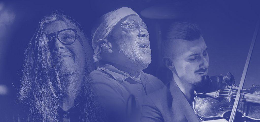 Fusion Night – Billy Cobham, Vladislav Sendecki, Adam Bałdych, Linley Marthe